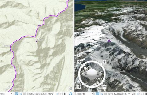 Desktop GIS (ArcGIS Pro)