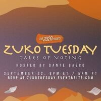 #ZukoTuesday: Tales of Voting - Asian American Student Union