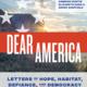 Dear America Virtual Town Hall for September