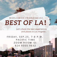Snack Chat: Best of LA