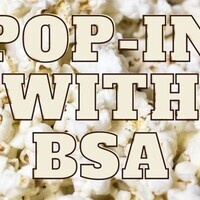 Pop in with BSA at Davis (3.0)