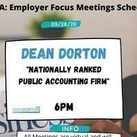 NABA Employer Focus Meeting: Dean Dorton