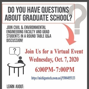 Featured event photo for Graduate School Information Night