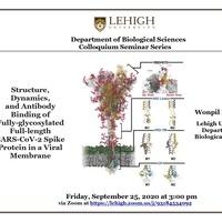 Colloquium Seminar Series | Biological Sciences
