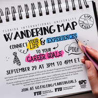Life Skills Series - Wandering Map: Connect Your Life and Experiences to Your Career Goals