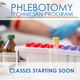 Continuing Education: Phlebotomy Technician Program