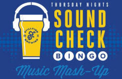 Soundcheck Bingo