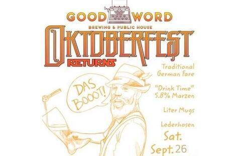 Good Word Oktoberfest