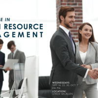 Continuing Education: Certificate in Human Resource Management