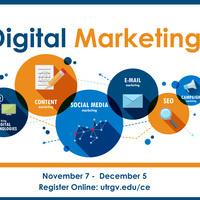 Continuing Education: Certificate in Digital Marketing