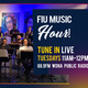 FIU Music Hour on WDNA