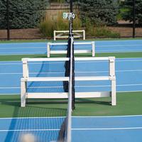 Simpson Women's Tennis vs. Central