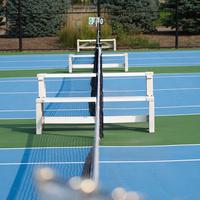 Simpson Women's Tennis vs. Grand View