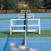 Simpson Women's Tennis vs. Coe