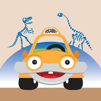 Vocabby's World: Dinosaur Discovery