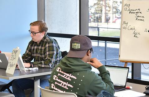 Online drop in tutoring for CSC 221