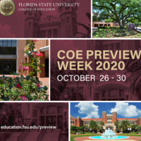 College of Education Preview Week