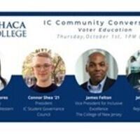 IC Community Conversations: Voter Education (CC)