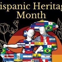 Hispanic Heritage Month Photo Project Display