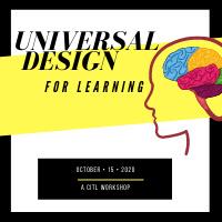 CITL Workshop: Universal Design for Learning (UDL) | LTS