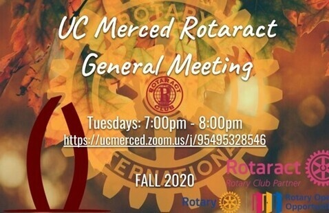 Rotaract General Meeting