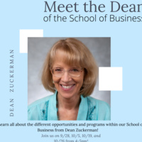 Meet The Dean of The School of Business - Virtually!