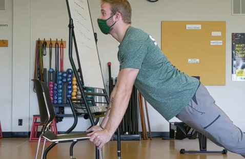 Core & Conditioning with Pat