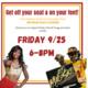 Latin dance & hip-hop workout party