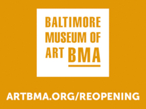 The Baltimore Museum of Art Reopens!