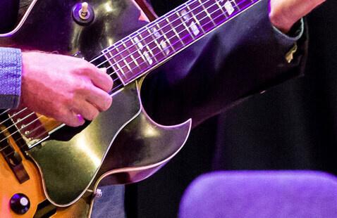Joshua Bermudez, Guitar (Jazz)
