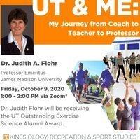 UT & Me: Dr. Judith Flohr's Journey from Coach to Teacher to Professor