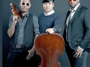 Artful Wednesdays: Warp Trio