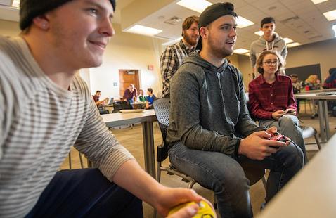 Esports: OHIO vs. Eastern Michigan University
