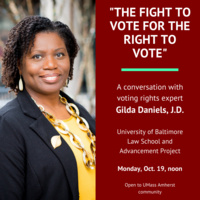 """The Fight to Vote for the Right to Vote"""