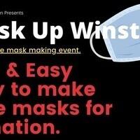 Mask Up Winston