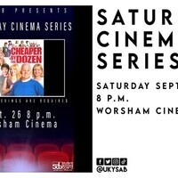 Saturday Cinema Series: Cheaper by the Dozen
