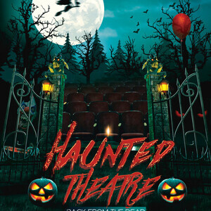 Haunted Theatre - Back From The Dead