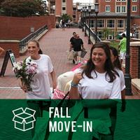 Fall Move-In