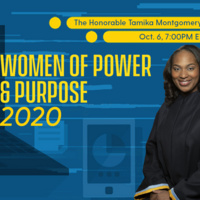 Woman of Power and Purpose 2020: The Honorable Tamika Montgomery-Reeves