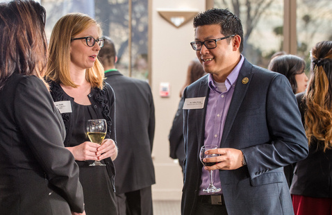Pacific Pharmacy Alumni and Friends Reception at CSHP