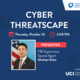 Cyber Threatscape with Supervisory Special Agent, Michael Sohn