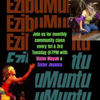 Ezibu Muntu's African Drum & Dance Community Class