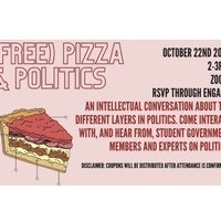 Pizza and Politics: A Town Hall