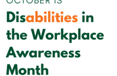 Disabilities in the Workplace Awareness Panel Discussion