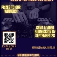 Music Competition - Students- WMUH Radio Riff- Off - Prizes to the winners! |  Zoellner Arts Center