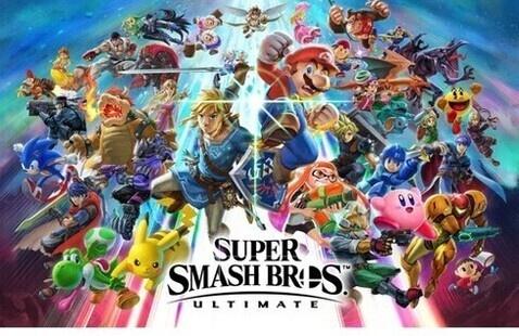 Super Smash Brothers Ultimate Tournament Registration Deadline