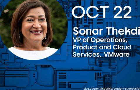 Silicon Valley Leaders Symposium: Sonar Thekdi, VMware