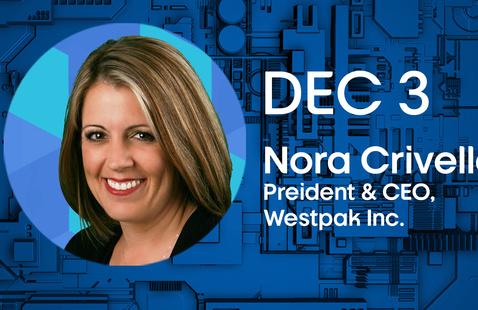 Silicon Valley Leaders Symposium: Nora Crivello, Westpak