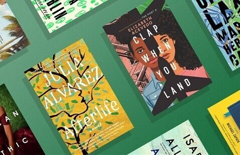 various book covers