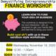 Workshop 4 - Demystifying Entrepreneurship: Finance